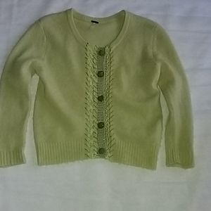 Free People womens cardigan size SP style 32054